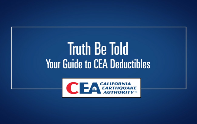 Your Guide to CEA Deductibles
