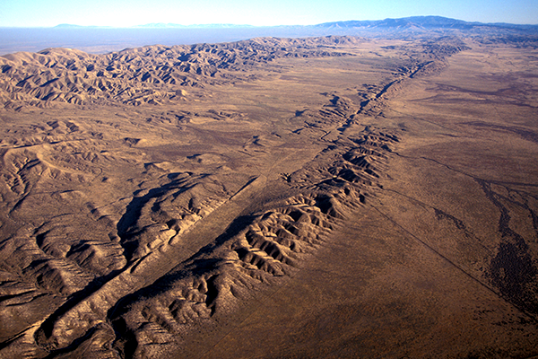 The Big One—What to Expect from a Major Earthquake along the San Andreas Fault