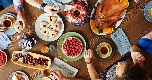 5 Ways to Squash Earthquake Insurance Into Your Thanksgiving Conversations
