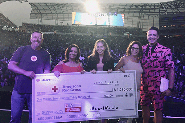 Preparedness Auction Raises $176K for Red Cross Disaster Relief