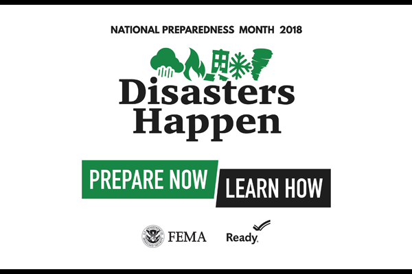 Take Advantage of National Preparedness Month—and Free Direct Mail