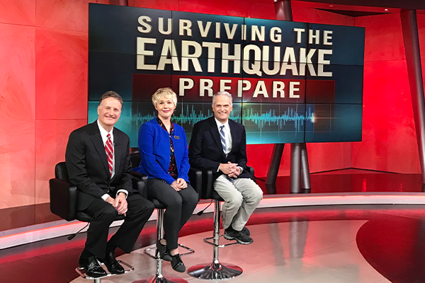 Surviving the Earthquake—TV Special Highlights Importance of Earthquake Insurance