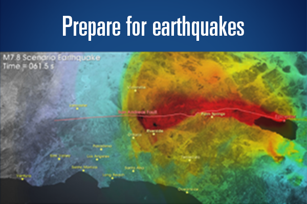CEA's New Marketing Push Includes California Earthquake Resources